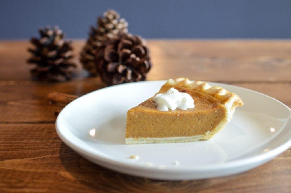 pot pumpkin pie