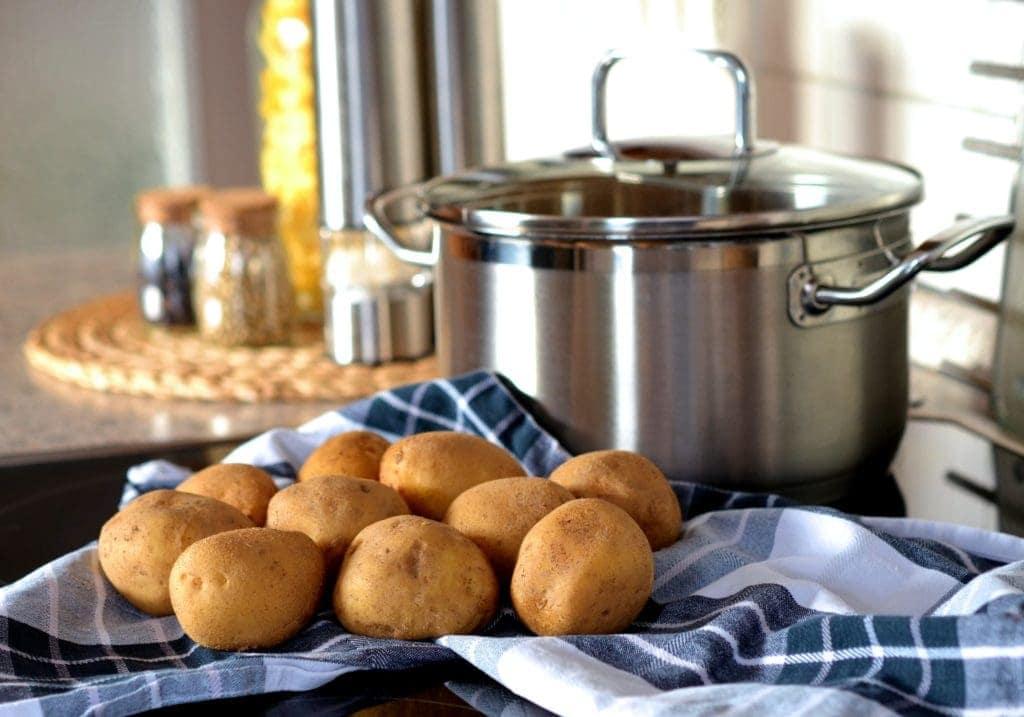 cannabis mashed potatoes